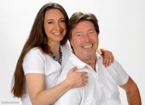 Ihre Gastgeber Silvia Martinek & Wolfgang T. Müller